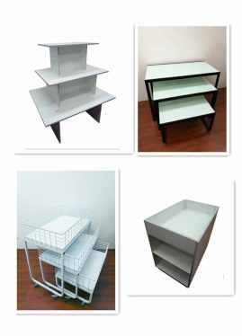Tables & Bins