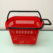 30Liter Pulling Shopping Basket