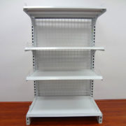 Single Side Gondola Heavy Duty Shelving