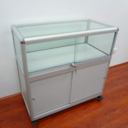FG-900B Showcase with storage