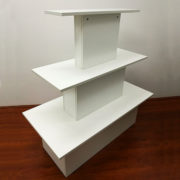 3 Tier Display Shelving