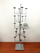 Hat Display Rack