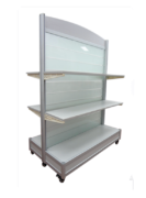 Double Side Display Shelving